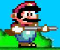 Mario Rampage -  Strzelanie Gra