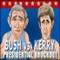 Bush vs Kerry -  Znane twarze Gra