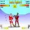 Santa Fighter -  Bijatyki Gra