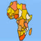 Geography Game - Africa -  Logiczne Gra
