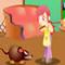Pest Attack -  Zręcznościowe Gra