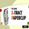 X-Tract Paperclip -  Zręcznościowe Gra