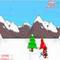 Snowboarding Santa -  Sportowe Gra