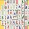 Mahjong -  Logiczne Gra