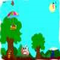 The Revenge of the Red Apple -  Zręcznościowe Gra
