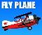 Fly Plane -  Przygodowe Gra