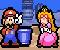 Mario Time Attack -  Przygodowe Gra