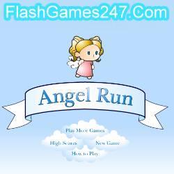 Angel Run -  Przygodowe Gra