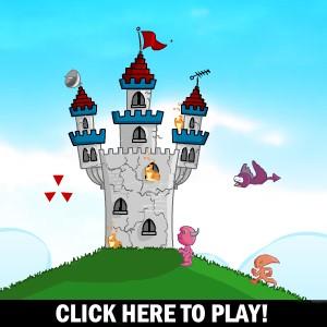 Crazy Castle 2 -  Strzelanie Gra