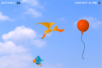 Flappy -  Gry akcji Gra