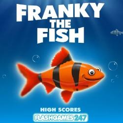 Franky The Fish -  Gry akcji Gra