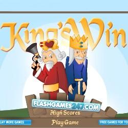 Kings Win -  Strzelanie Gra