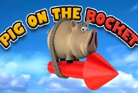 Pig On The Rocket -  Gry akcji Gra