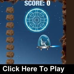 Spaceman -  Gry akcji Gra