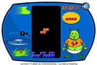 Tetrix -  Logiczne Gra