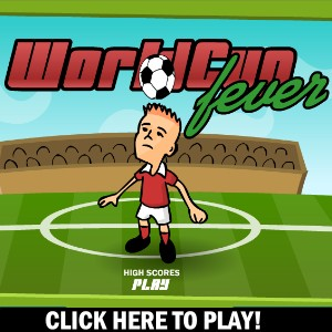World Cup Fever -  Sportowe Gra